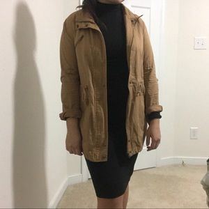 Forever 21 Jackets & Coats - Forever 21 tan utility jacket